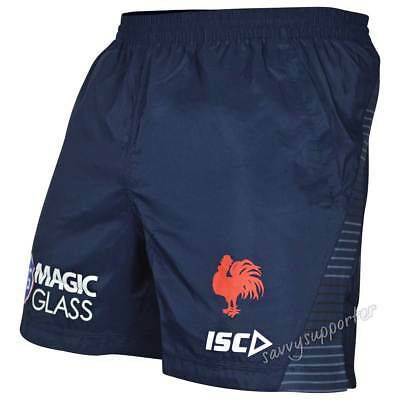 Sydney Roosters 2019 NRL Training Shorts Sizes Adults and Kids Sizes