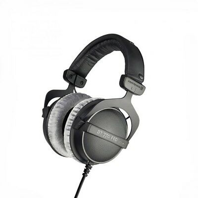 Beyerdynamic DT 770 PRO Closed-Back Recording Studio Mixing Headphones 80-ohm