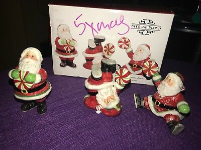 Joy Of Cookies Signed Collectible Creative 1995 Paul Bolinger Santa Figurine