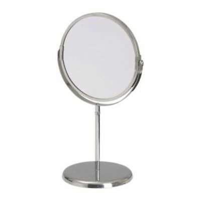 Stand Dual Side Makeup Mirror Beauty Magnifying Bathroom Mirror Ikea