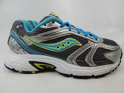 f007ef44b126 Saucony Oasis Size US 6.5 M (B) EU 37.5 Women's Running Shoes Silver 15096