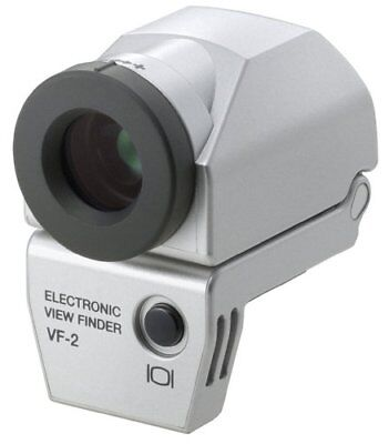 Olympus Vf-2Slv Electronic Viewfinder Silver Free Shipping