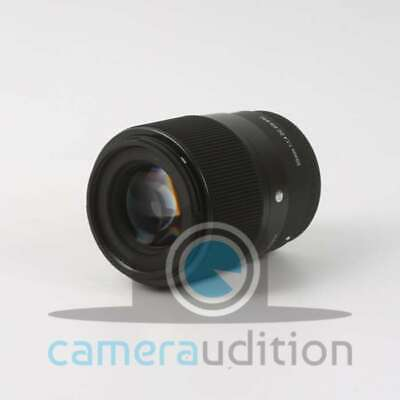 Genuino Sigma 30mm f/1.4 DC DN Contemporary Lens for Sony E Mount