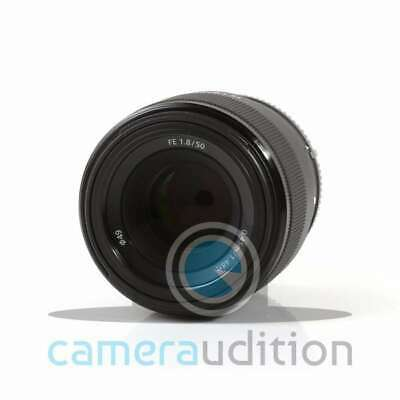Genuino Sony FE 50mm f/1.8 Lens for E-Mount SEL50F18F