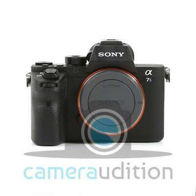 Genuino Sony Alpha a7S II Mirrorless Digital Camera Body Only