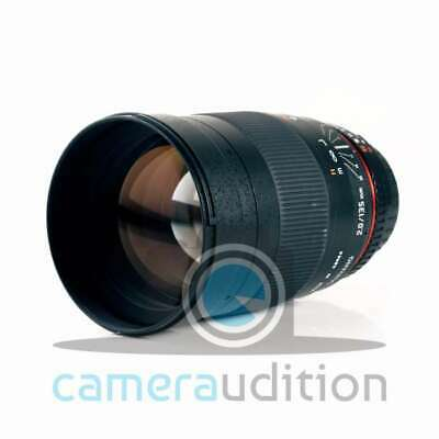 Genuino Samyang 135mm F/2.0 ED UMC Lens for Sony E-Mount