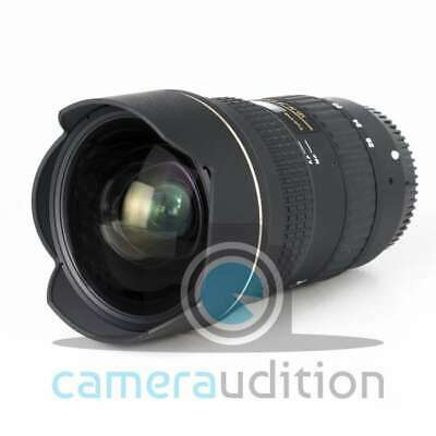 Genuino Tokina AT-X 16-28mm f/2.8 Pro FX Lens for Canon