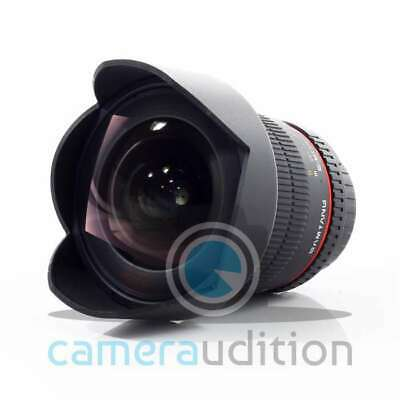 Genuino Samyang 14mm f/2.8 ED AS IF UMC AE Lens for Nikon F Mount