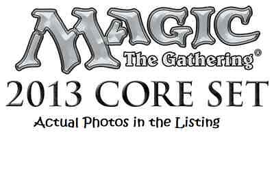 MTG Magic the Gathering M13 Magic 2013 Mixed Lot C/U/R's. Multi Listing