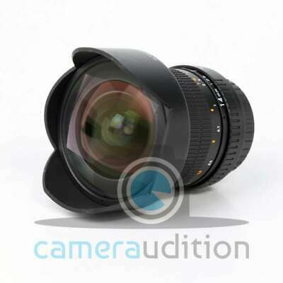 Genuino Samyang 14mm f/2.8 ED AS IF UMC Lens for Canon EF Mount