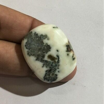 48.4 Cts 100% Natural Solar Quartz Cabochon Top Quality Loose Gemstone L#1828-62