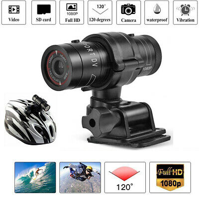 Mini F9 HD 1080P Sport Action Camera Video DVR DV Camcorder for Bike Motorcycle