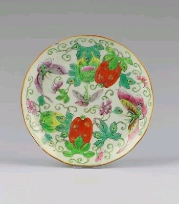 Fine Antique 19thC Chinese Qing Porcelain Daoguang Mark Porcelain Bowl
