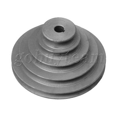 16 mm Bore Outer Dia 57-165mm 5 Step A-Type V Belt Pagoda Pulley Belt