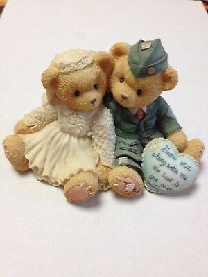 Cherished Teddies-Forever Yours Forever True 1997