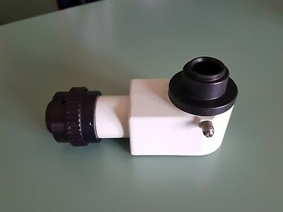 Leica video tube for surgical microscopes with lens f= 107mm
