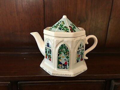 Wade A conservatory Teapot  Novelty Old English Teapots Collection