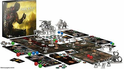 Dark Souls The Board Game English Edition STEAMFORGED GAMES