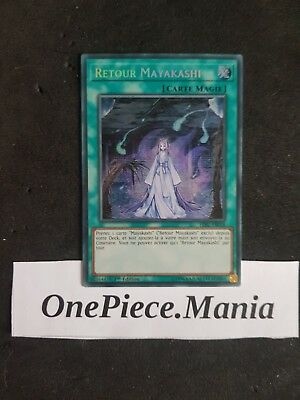 Yu-Gi-Oh! Retour Mayakashi (Return) : HISU-FR038 -VF/Secret Rare