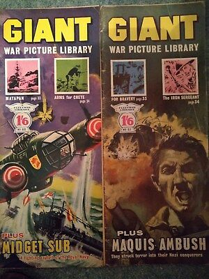 Giant War Picture Library60,61