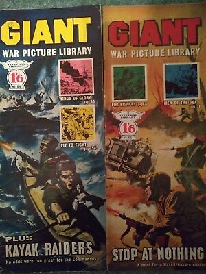 Giant War Picture Library64,65