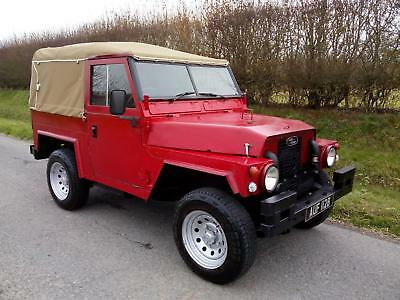 1964 Land Rover Light Weight 4X4 Utility, 200 Tdi Conversion, 5 Speed Manual