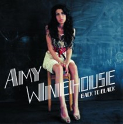 Amy Winehouse-Back to Black (UK IMPORT) VINYL NEW