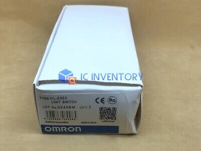 1PCS New IN BOX Omron Limit Switch HL-5050 HL-5050