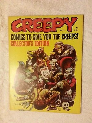 Creepy #1 Magazine