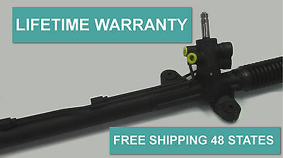 1995-1996 Toyota Tacoma AWD 4x4 Hydraulic Power Steering Rack and Pinion
