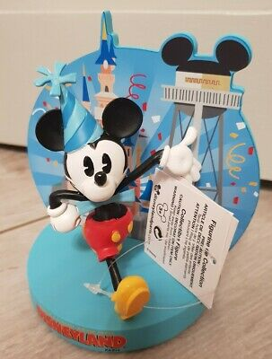 FIGURINE MICKEY 90 Disneyland Paris