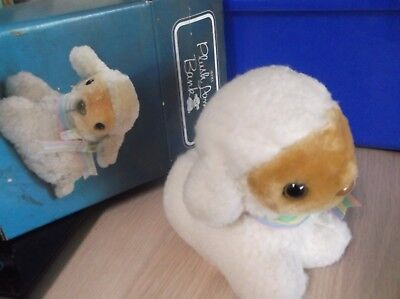 Avon Vintage 1984 Plush Lamb Bank