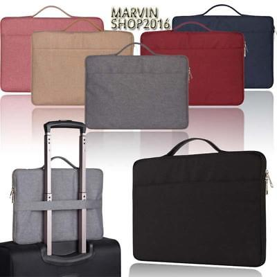 """Universal Sleeve Case Carry Hand Bag Pouch For 11"""" 13"""" 14"""" 15"""" Laptop Notebook"""