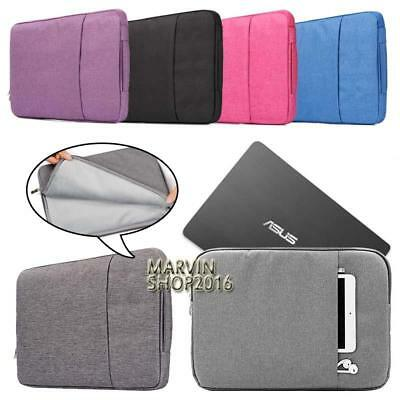 "For Various 11.6"" ASUS Chromebook Vivobook Carry Laptop Sleeve Pouch Case Bag"