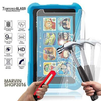 Tablet Tempered Glass Screen Protector For Amazon Kindle Fire Kids Edition 7""