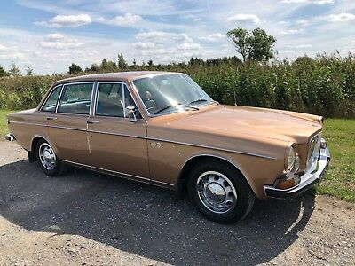 ⭐️1971 Volvo 164 Outstanding Condition Dry Stored From New 43K !simply Stunning!