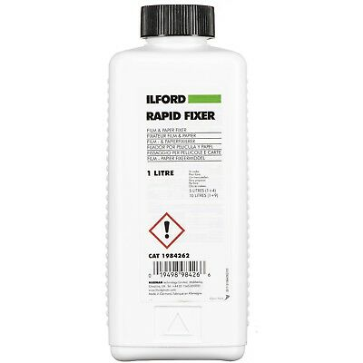 Ilford Rapid Fixer 1 litre - Film and Paper Fixer