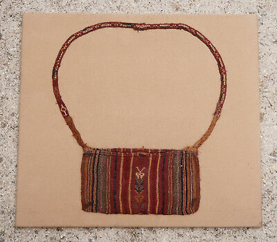 Bag antique tribal American Inca Pre Columbian