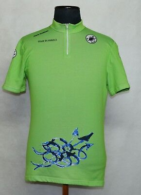 a2b8c3db1 CAFE DE COLOMBIA  Vintage  Cycling Shirt Jersey
