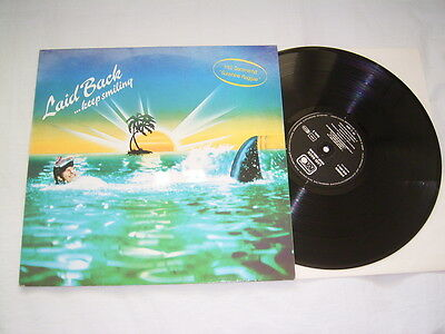 LP - Laid Back Keep Smiling - MINT 1983 # cleaned