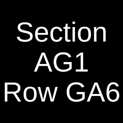 2 Tickets FKJ 5/14/19 MTelus Montreal, QC