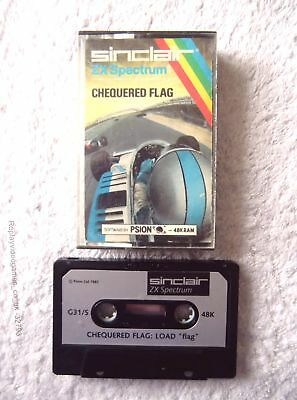 32793 Chequered Flag - Sinclair Spectrum 48K (1983) G31/S