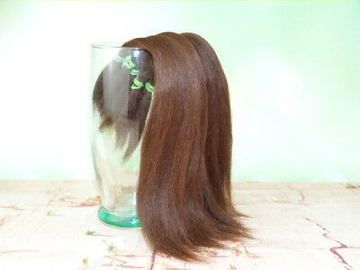 "Washed combed 18oz Fiber Suri Alpaca 8-9"" for doll hair, for Wigs Bjd, minifee"