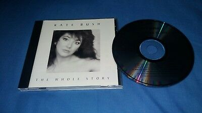 Kate Bush - The Whole Story (CD 1986) 12 Songs - London 2012 Olympics