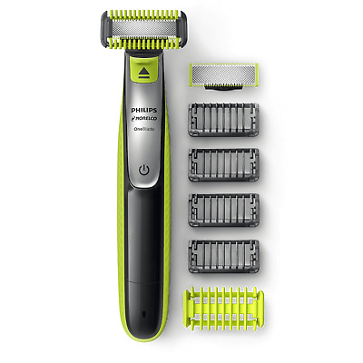 Philips Norelco OneBlade Face/Body hybrid electric trimmer and shaver