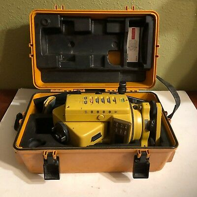 TOPCON  GTS-300 Total Station Surveying Equipment With Hard Case