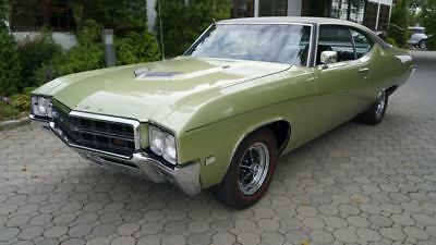 1969 GS350 2dr HT 1969 Buick Gran Sport 350 (GS350) 37350 miles & FULL Documentation