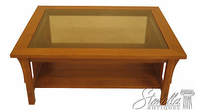 45799EC: STICKLEY Mission Arts & Crafts Coffee Or Cocktail Table