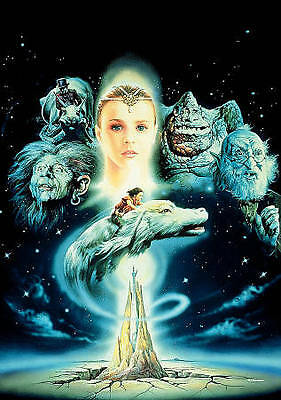 The Never Ending Story (DVD, 2009) -NEW & FACTORY SEALED! PLAYS IN USA MACHINES