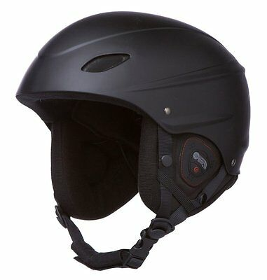 Demon Phantom Protective Helmet with Audio - Snowboard, Ski and Skate Protection